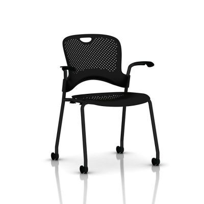 125 Caper Stacking Chair by Herman Miller   HM WC420 BK 125 Caper Stacking Chair by Herman Miller   HM WC420 BK   Studio  . Herman Miller Caper Multipurpose Chair. Home Design Ideas