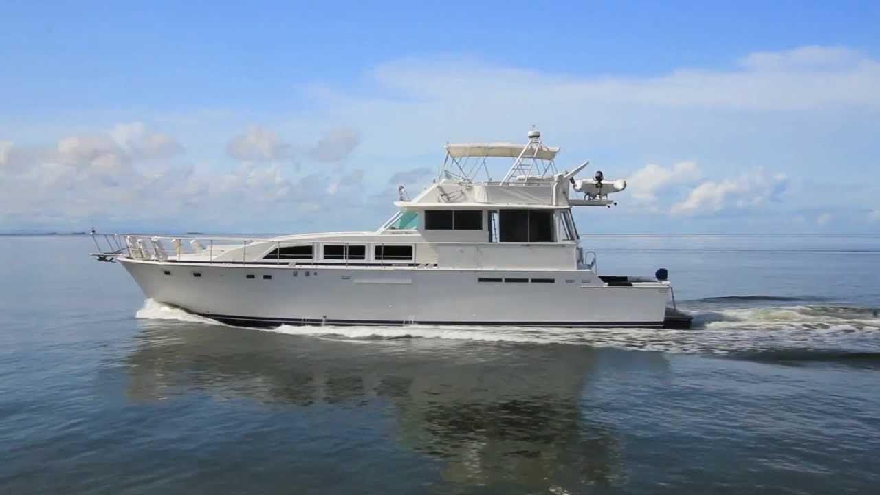 60 Bertram Sportfish YouTube Motor Yachts Motor