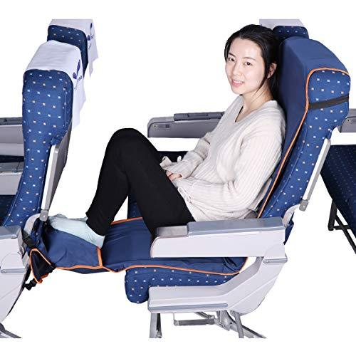 foot rest with inflatable pillows