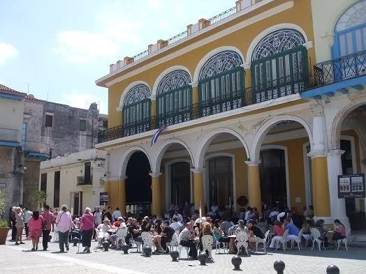 La Habana Vieja Places To Go Conde Cuba