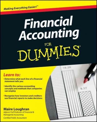 With easy-to-understand explanations and real-life examples - examples of financial reports