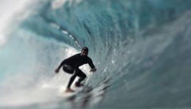 ISSUE 65 ONLINE free. Foto _ José V. Glez ¿PARAISO OLVIDADO? Daniel Mesa 2 pico muy perfecto. El Quemao. Lanzarote.  Radical Surf magazine issue 65 149,65 Surf en el paraiso RADICALSURFMAG.COM
