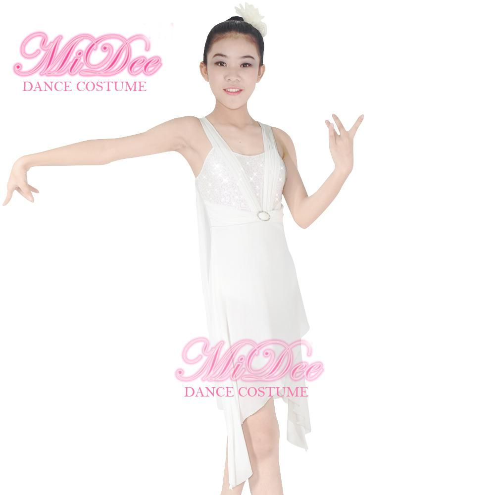 c2884100fcf1f MiDee Modern Elegant Ballet Lyrical Dance Costume Stage Competition Performance  Dance Dress Wear Clothes. Yesterday's price: US $69.99 (58.05 EUR).