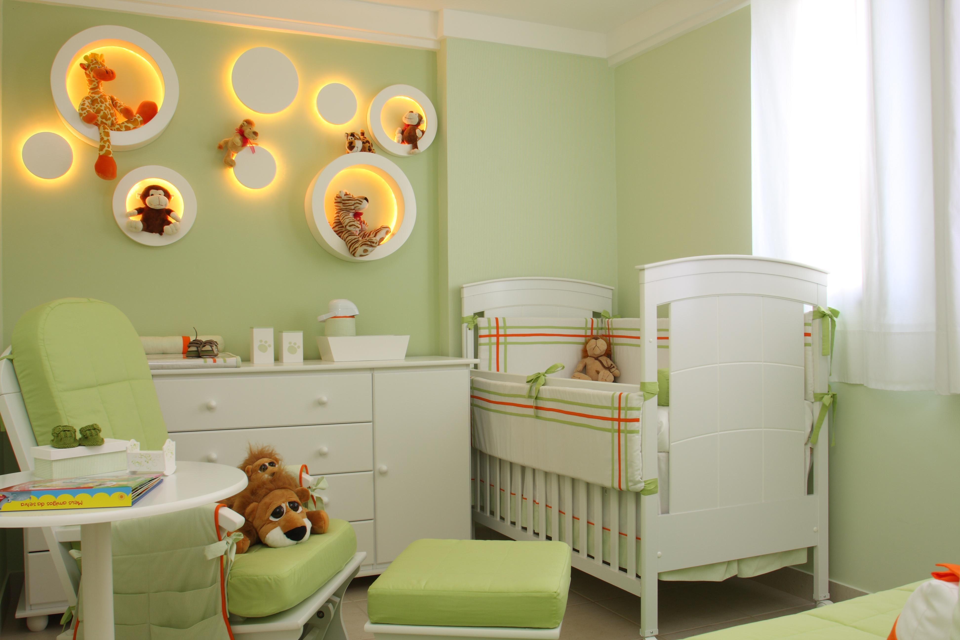 Arquitetos dão dicas de como decorar quartos pequenos de bebês