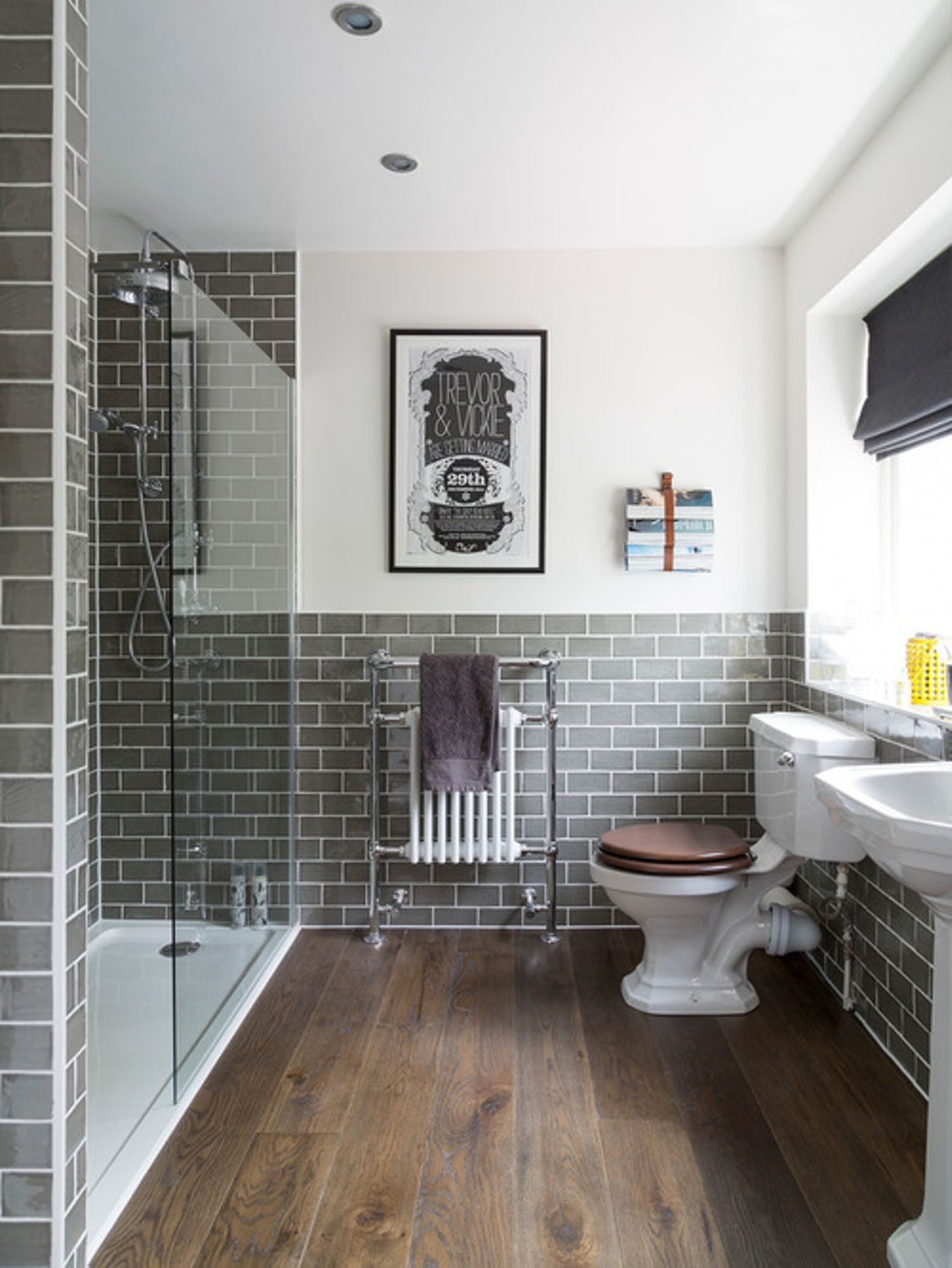 Yay or nay: metrotegeltjes in de keuken of badkamer   Bathroom ...