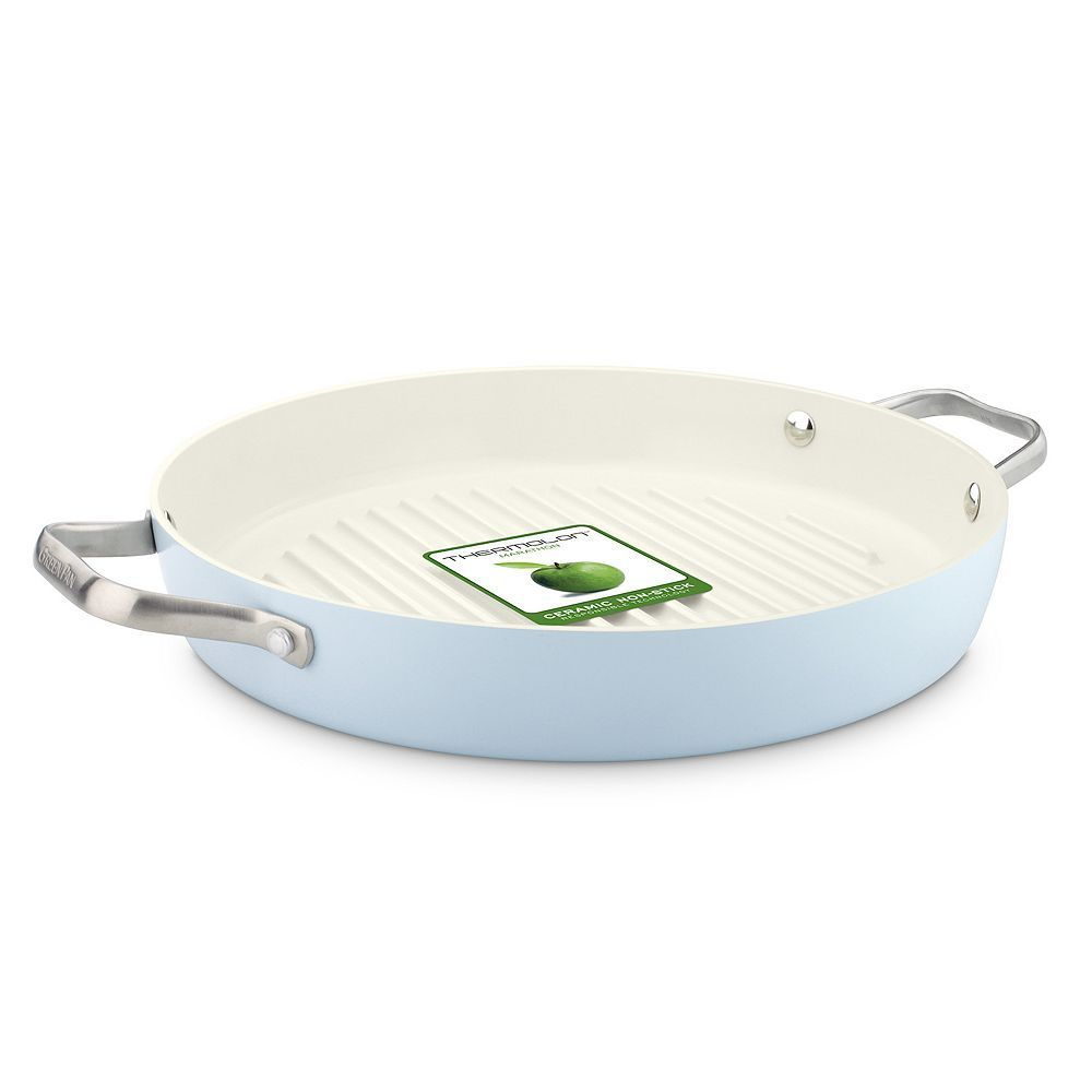 GreenPan Padova 11-in  Hard-Anodized Nonstick Ceramic Round