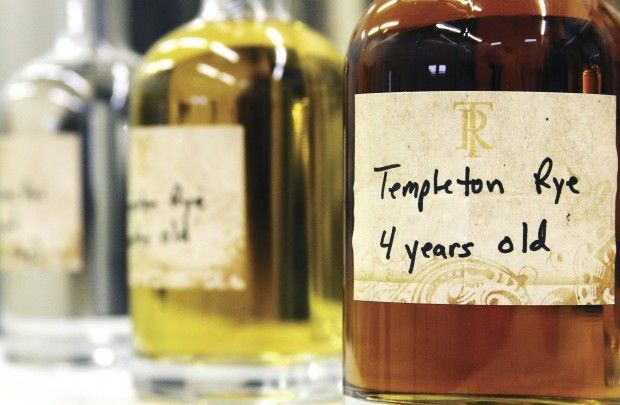 Here's a collection of photos of Templeton Rye Whiskey.