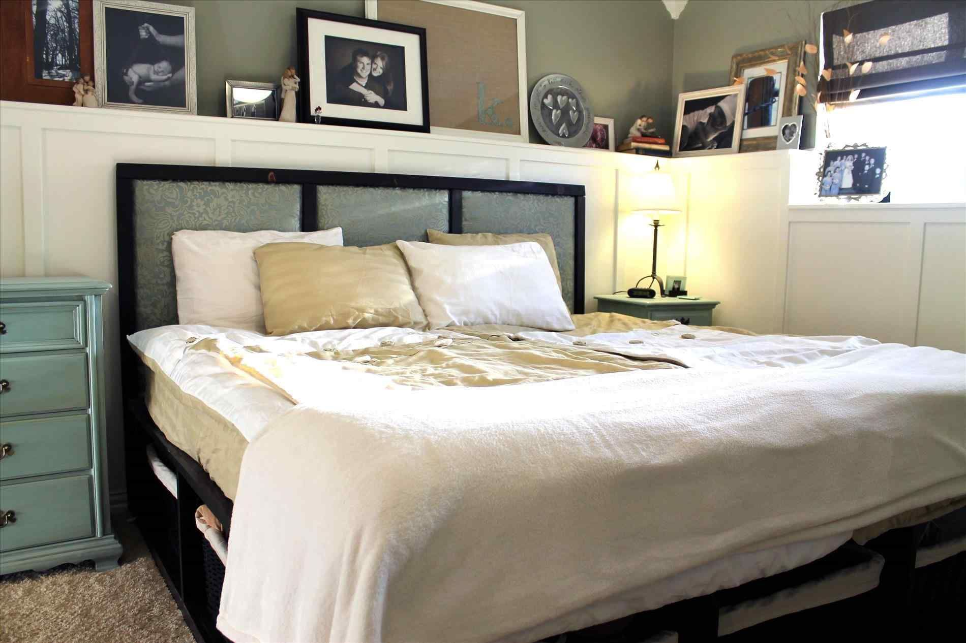 30 Amazing King Size Bed Ideas In Small Bedroom Home Apartment