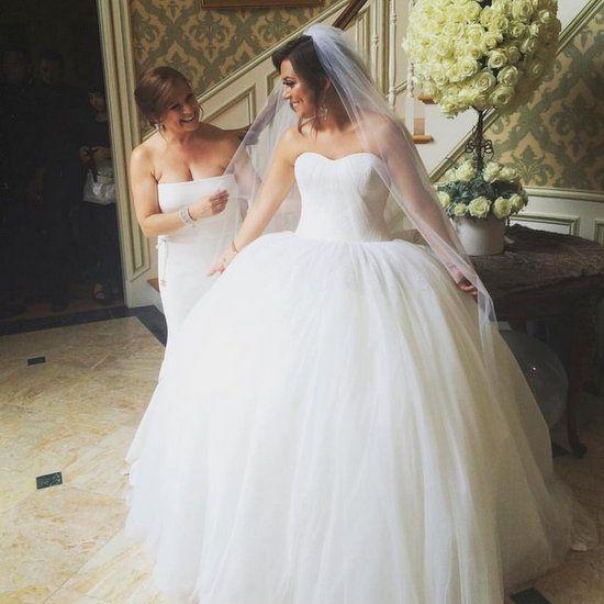 Lauren Manzo Vito Scalia Married Photos Filmed For Manzo D With Children Lauren Manzo Wedding Dresses Princess Ballgown Wedding Dress Inspiration