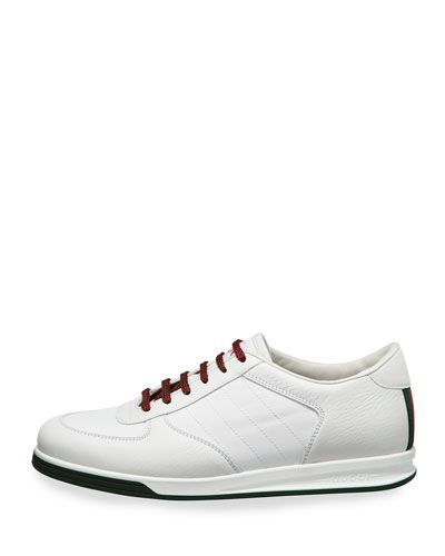 Gucci 1984 Low Top Leather Sneaker
