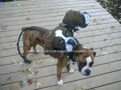 Cerberus #boxer halloween Costume : boxer dog costume  - Germanpascual.Com
