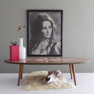 Starburst Coffee Table now featured on Fab. Gorg.org
