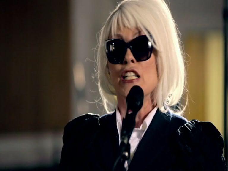 Debbie at Abbey Road Studios 2011