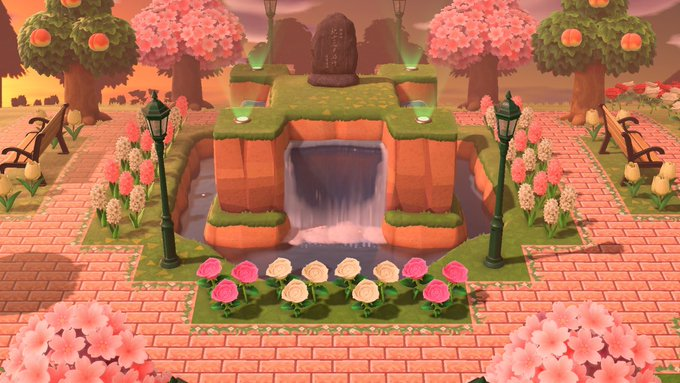Acnh Island Design Twitter Search Twitter Acnh Acnh Island Path Designs Design Island Animal Crossing Animal Crossing Wild World Animal Crossing Game
