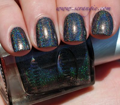 """Color Club in Beyond (Spring 2013 """"Halo Hues"""" collection)."""