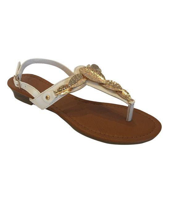 White Maple Sandal