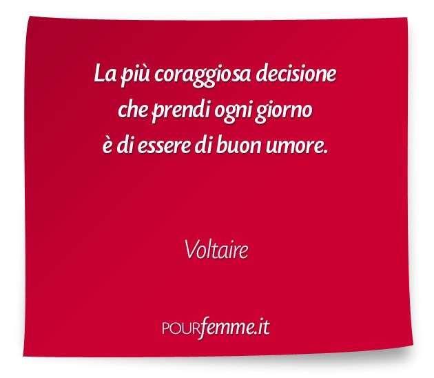 Frase Del Giorno Frase Di Voltaire Citazioni