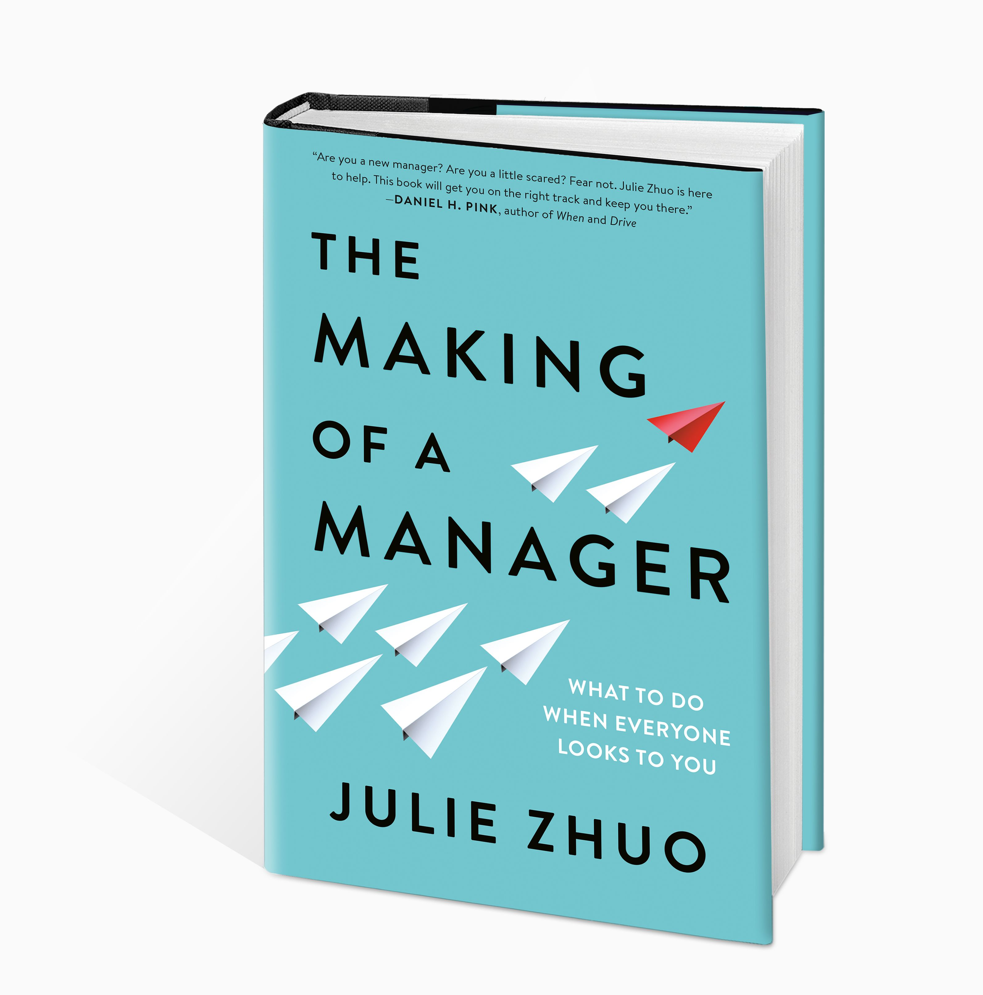 The Making Of A Manager Book By Julie Zhuo