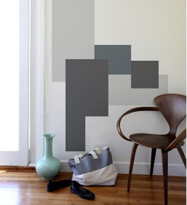 painted circles on wall - Google Search Cool house stuff