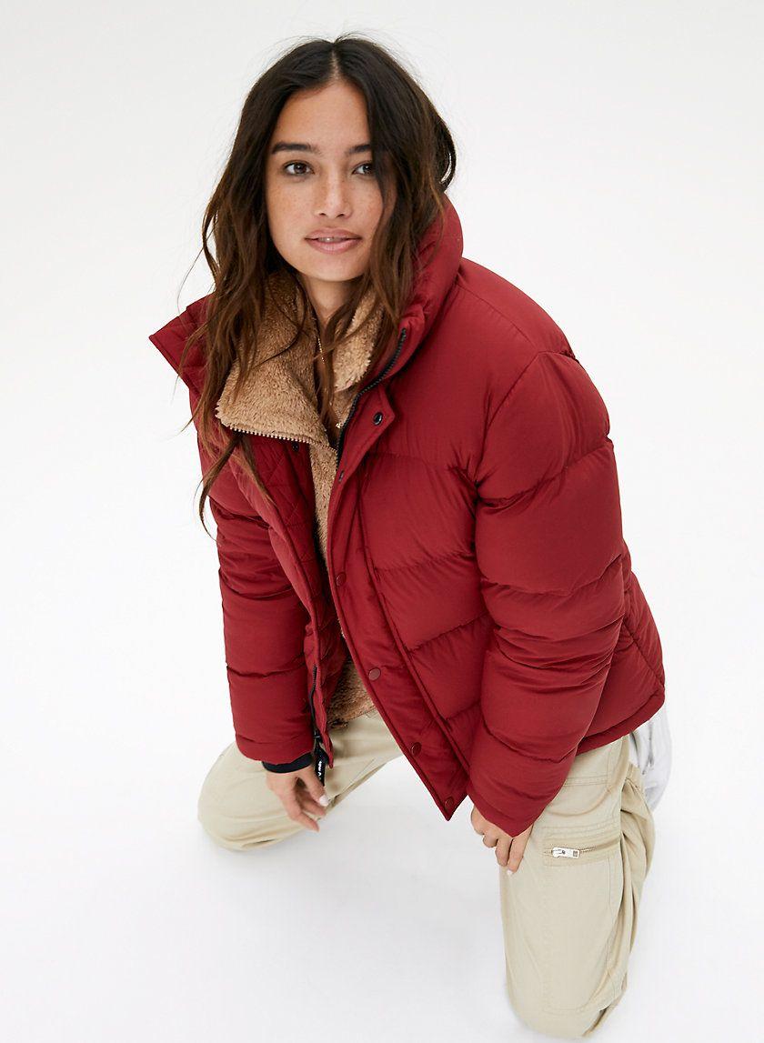 The Super Puff Puffer Jacket Style Puffer Jackets Warm Jacket [ 1147 x 840 Pixel ]
