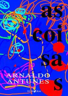 Um livro por dia: Livro 68: As Coisas (Arnaldo Antunes)
