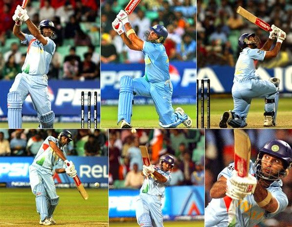 On This Day When Yuvraj Singh Destroyed Stuart Broad A Decade Ago Cricket Teams Sports Sport Player