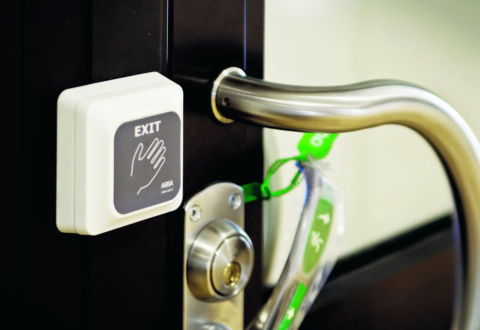 Electronic Door Lock Hi O Assa Abloy Project Stuffs