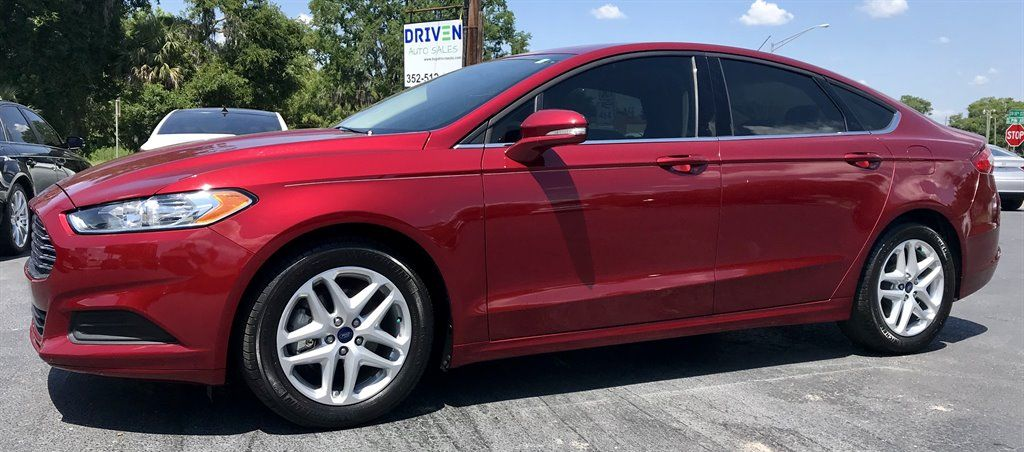 2016 Ford Fusion Driven Auto Sales 1825 South Pine Ave