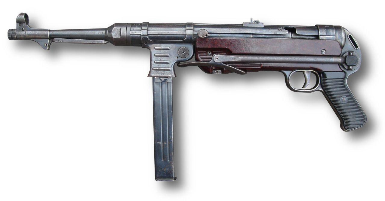 CUTAWAY OF THE MP40 - https://www.warhistoryonline.com/guns/cutaway-of-the-mp40.html