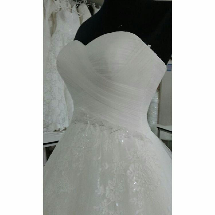 We can make strapless A-line wedding dresses for you that are based on all your personal preferences. Get pricing on custom #weddingdresses as well as #replicadresses when you visit www.dariuscordell.com/