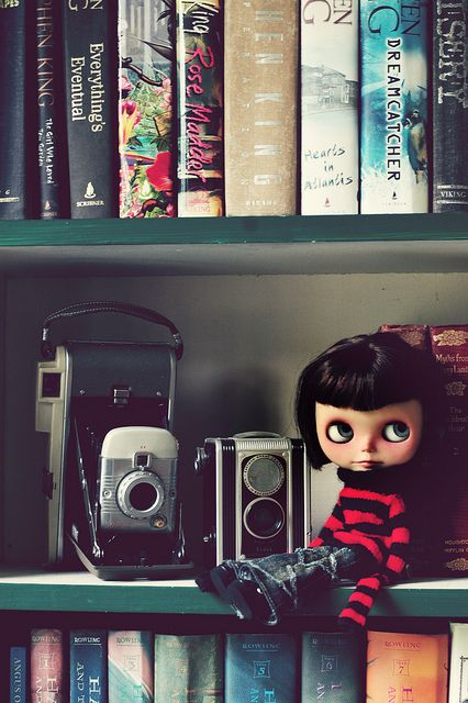 The Shelves by Shannon_Taylor, via Flickr