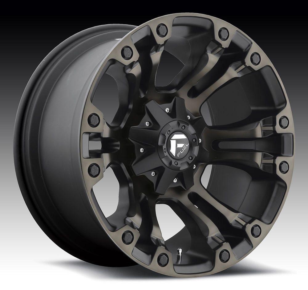Fuel Wheels 20x9 >> Cpp Fuel D569 Vapor Wheels 20x9 Fits Toyota Tundra Land
