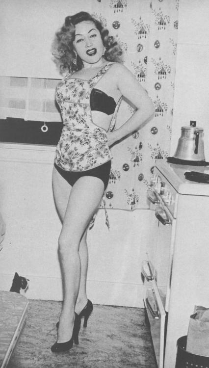 1950s Pin-Up