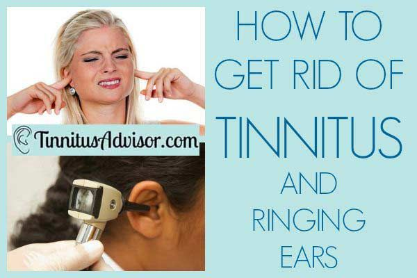 Natural Ways To Get Rid Of Ringing In The Ears