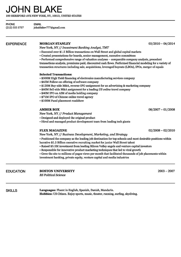 Resume Templates Builder 4 Templates Example Templates Example How To Make Resume Resume Builder Job Resume Template
