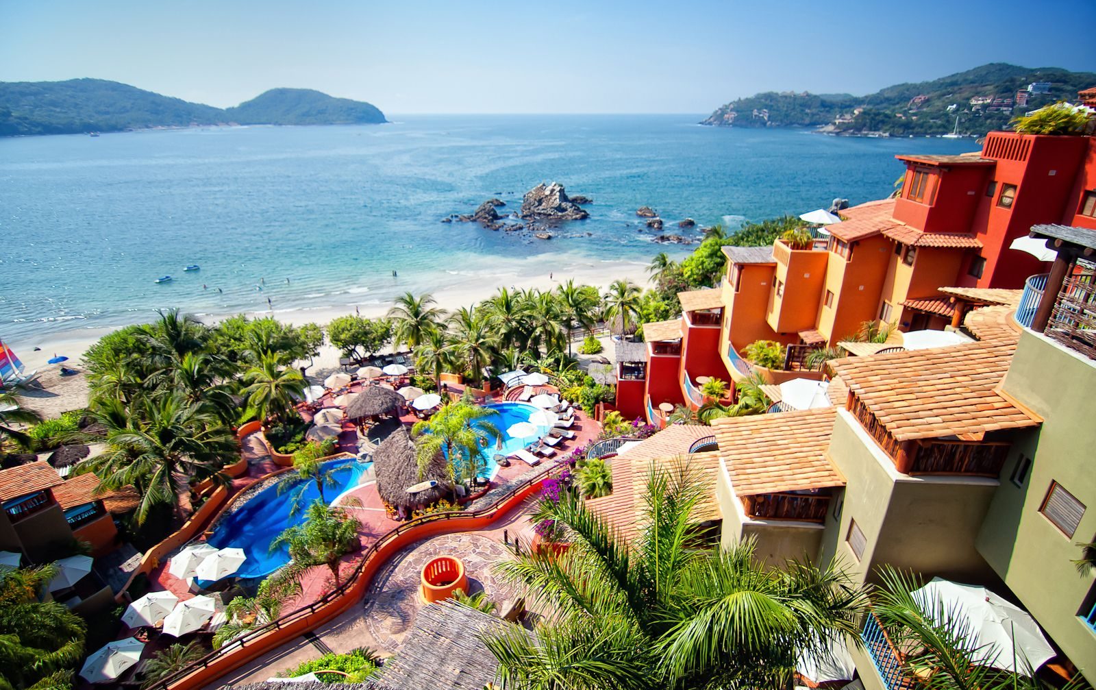 Club Intrawest Zihuatanejo Mexico  Zihuatanejo Disney