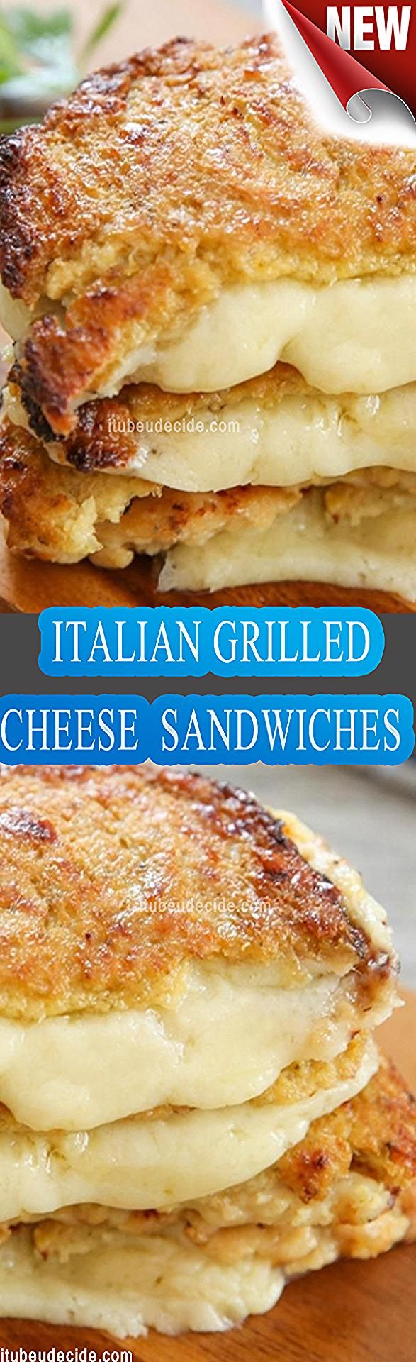 Epic ITALIAN GRILLED SANDWICHES The classic Italian sub is one of my favorite sandwiches but a good