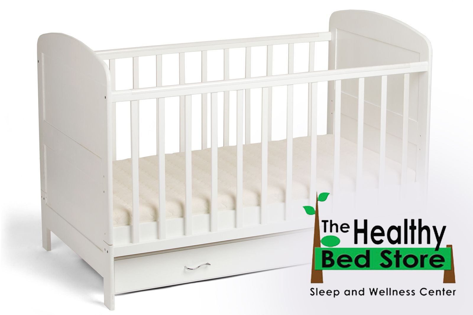 Ellery round crib for sale - Cribs