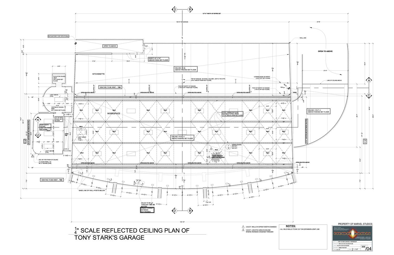 Pin By Clarence Remy On Tony Stark Workshop Tony Stark House How To Plan Workshop Plans
