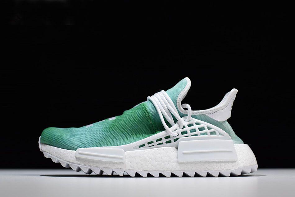 0fa89a8c4829 Pharrell Williams x Adidas Human Race NMD Hu Youth Green China Pack  Exclusive F99670