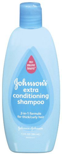 Johnson S Baby Shampoo No More Tears Shampoo Conditioner Curly
