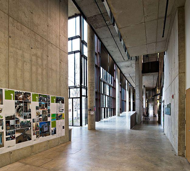 Knowlton Hall Architecture Interior Architecture Interior Design Services