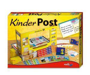 Noris Kinderpostzubehör Kinderpost Nachfüllset Kinder Post Zubehör Spielzeug