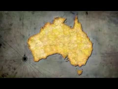 Map Of Australia Youtube.A History Of Immigration In Australia Youtube Autralia First