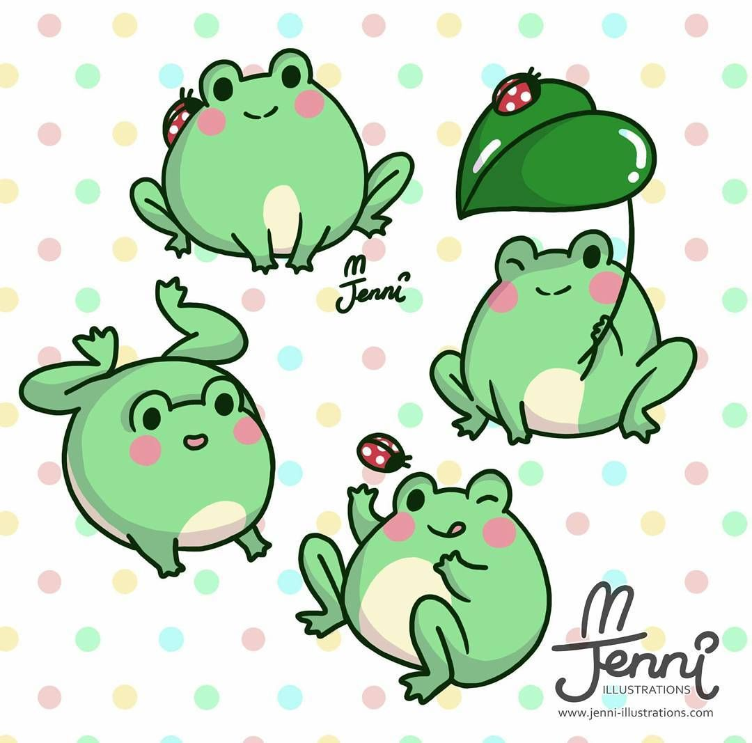 """🌸🐰 J E N N I 🐰🌸 @ SMASH D21 on Instagram: """"Frogs are cute ..."""