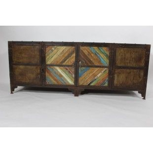Living 2 Home Decor Imports Reclaimed Sideboard Reclaimed Wood Furniture Decor