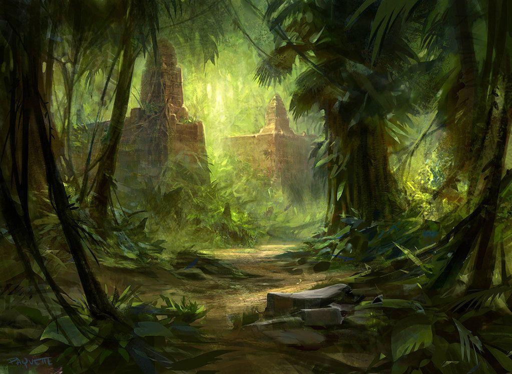 Fall Woodland Creatures Wallpaper Forest Tarkir By Adampaquette Deviantart Com On
