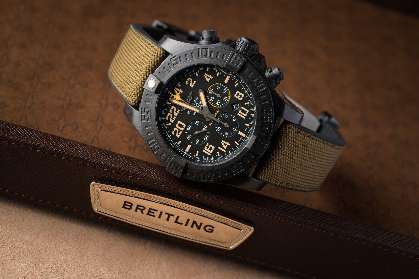 Bildergebnis Für Breitling Avenger Hurricane Breitling Uhren Hurricane
