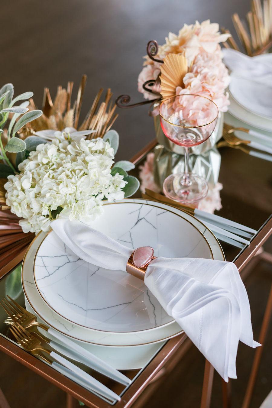 Signature Party Rentals Ft On Luxe Linen California Southern California Orange County Wedding Sea Jen Simpson Design Hemstitch Napkin Indoor Reception