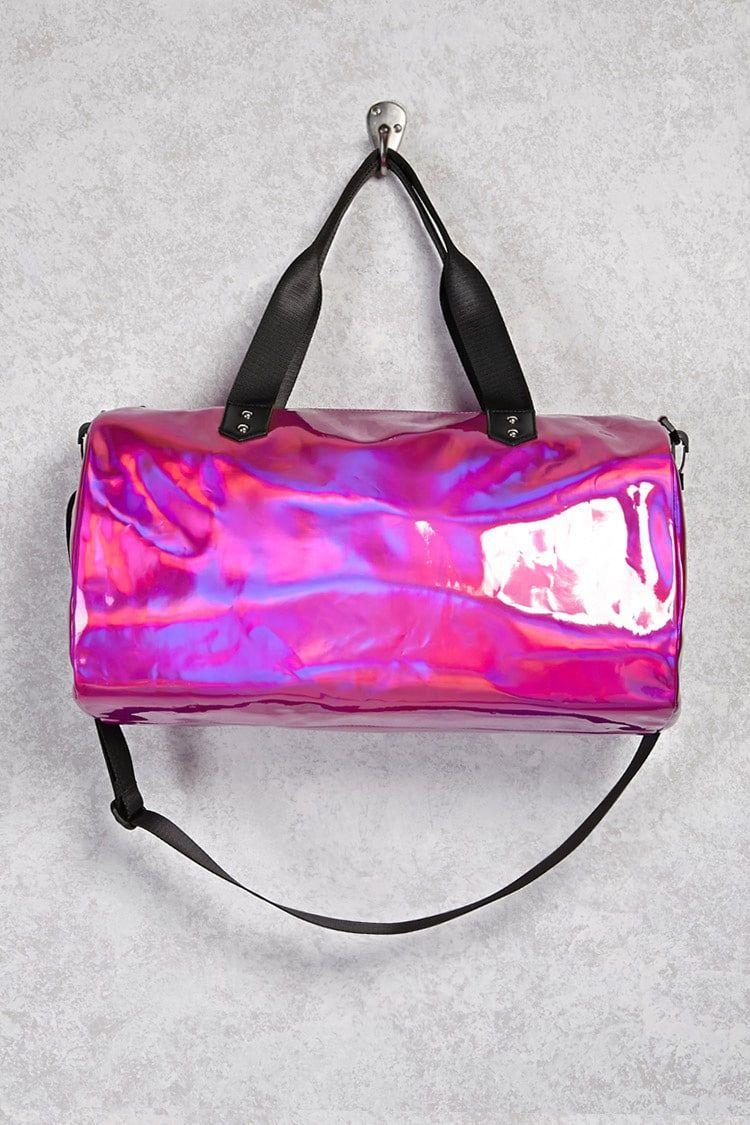 Product NameHolographic Duffle Bag, CategoryACC_Handbags